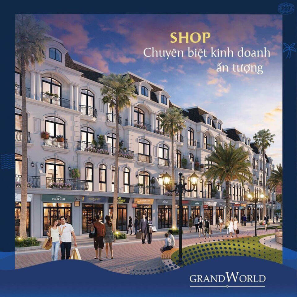 Shop Grand World Phú Quốc 5